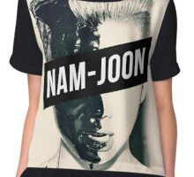 BTS Rap Monster - NamJoon Chiffon Top