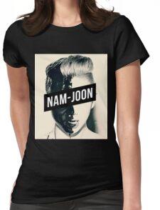 BTS Rap Monster - NamJoon Womens Fitted T-Shirt