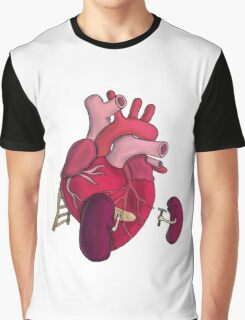 Beans, Beans, Good For Your Heart Graphic T-Shirt