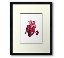 Beans, Beans, Good For Your Heart Framed Print