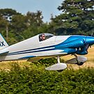 Bushby-Long Midget Mustang G-IIHX by Colin Smedley