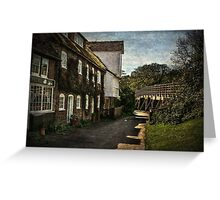 Goring on Thames Watermill Greeting Card