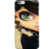 Victorian Gothic - Vampire Girl iPhone Case/Skin