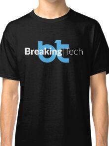 BreakingTech – Blu / Bianco (Nero) Classic T-Shirt