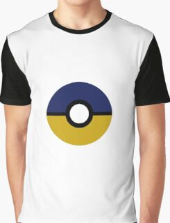 Ravenclaw Pokeball (Ravenball?) Book Colours Graphic T-Shirt