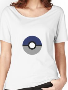 Ravenclaw Pokeball (Ravenball?) Movie Colours Women's Relaxed Fit T-Shirt
