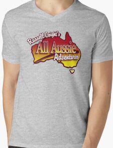 Russell Coight's Mens V-Neck T-Shirt