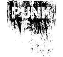 Punk Photographic Print