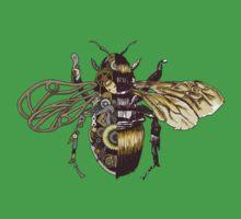 Clockwork Bee Baby Tee