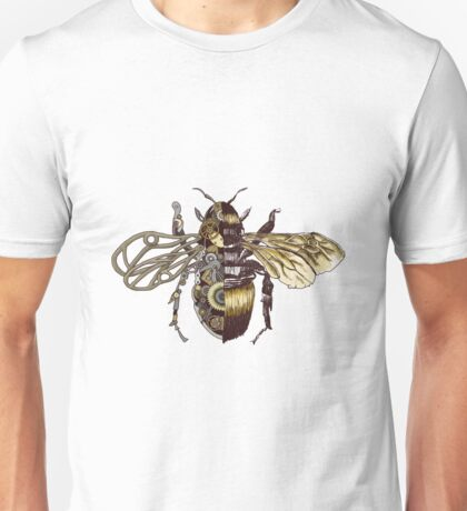 Clockwork Bee Unisex T-Shirt