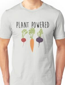 Plant Powered - Vegan Unisex T-Shirt