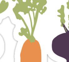 Plant Powered - Vegan Sticker