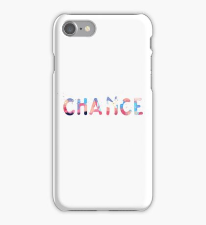 Chance Colorful iPhone Case/Skin