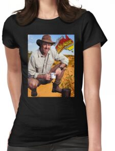 Russel Coight Womens Fitted T-Shirt