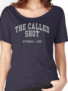 The Called Shot Women's Relaxed Fit T-Shirt