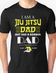 I AM A JIU JITSU DAD T-Shirt