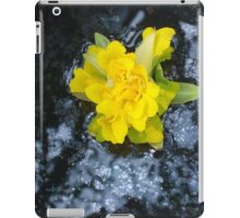 "''Such a Narcissus"" natural floral photo product iPad Case/Skin"