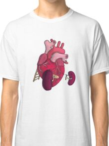 Beans, Beans, Good For Your Heart Classic T-Shirt
