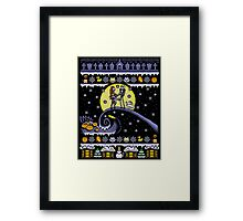 A Romantic Nightmare Framed Print