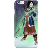 Witch from the Arctic iPhone Case/Skin