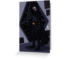 SW Miggs Greeting Card