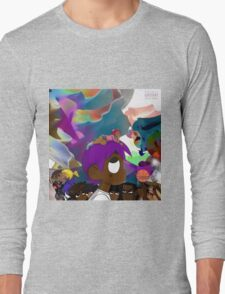 uzi vs the world Long Sleeve T-Shirt