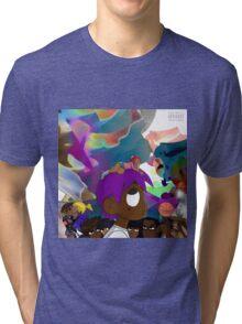uzi vs the world Tri-blend T-Shirt
