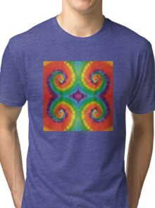 The colors of love Tri-blend T-Shirt