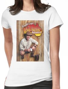 Russell Coight Womens Fitted T-Shirt