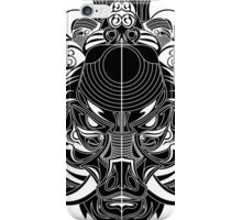 BOAR MAYA iPhone Case/Skin