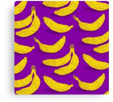 Banana Canvas Print