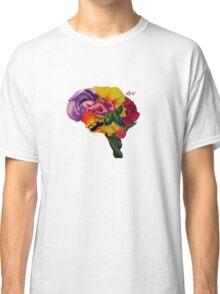 Floral Brain Classic T-Shirt