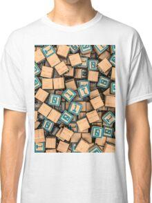Binary blocks Classic T-Shirt