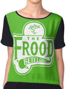 The Frood Women's Chiffon Top