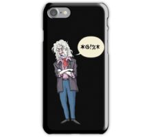 Sir Gob Beldof iPhone Case/Skin