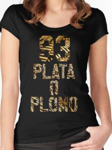 Plata O Plomo Women's Fitted Scoop T-Shirt