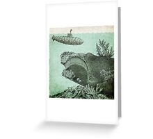 Leviathan Greeting Card