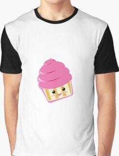 Cupcake Graphic T-Shirt