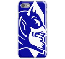 duke blue devil iPhone Case/Skin