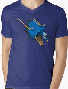 Clawitzer Mens V-Neck T-Shirt