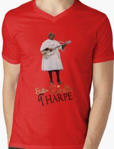 SISTER ROSETTA THARPE ROCK N ROLL Mens V-Neck T-Shirt