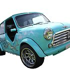 Blue Flame Mini by Vicki Spindler (VHS Photography)