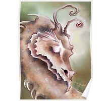 Sleeping Dragon - Peace and Tranquility Poster