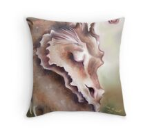 Sleeping Dragon - Peace and Tranquility Throw Pillow