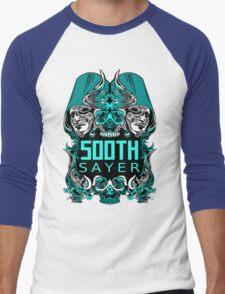 BUCKETHEAD SOOTHSAYER Men's Baseball ¾ T-Shirt