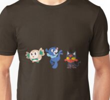 7th Gen Starters Unisex T-Shirt
