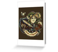 Hero of Hyrule Greeting Card