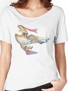 Mega Pidgeot Women's Relaxed Fit T-Shirt