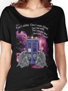 Weeping For The Tardis Women's Relaxed Fit T-Shirt