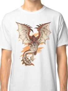 MONSTER HUNTER - Rathalos - Classic T-Shirt